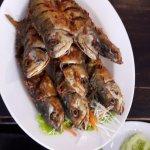 ปลาทูทอดน้ำปลาหวาน