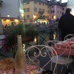 terrasse au bord du canal
