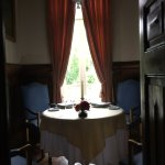 Salon privé pour le repas