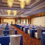Foto de Sheraton Tianjin Binhai Hotel