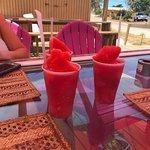 Mmmmmmmm.  Strawberry Daiquiris