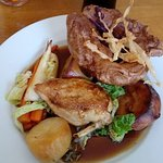 Chicken sunday roast