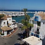 Port area of Puerto Banus