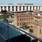 NH Barcelona Stadium Foto