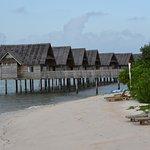Telunas Private Island Image