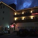 Alpenhotel Schlüssel Foto