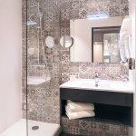Salle de bain chambre Aquamarine