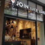 JOIN juice bars (entrance)
