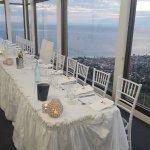beautiful bridal table
