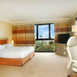 Hilton Vienna Twin Corner Room