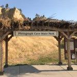Bild från Pictograph Cave State Park