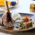 Haruf Ouzi - Middle East Dish
