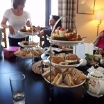 Delighted at the huge variety of delicious, quality, homemade and abundant treats.