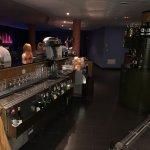 Un des bars de l'hôtel