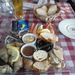 Grand plateau de fruits de mer