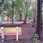 View of adventure playground