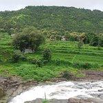 Shivganga river water fall
