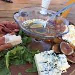 Mixed meat and cheese plate - Excellent