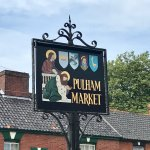 The Crown in Pulham Market