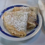 Adria Grill pancakes