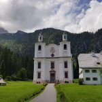 Aussenansicht Kirche Maria Kirchental