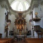 Innenansicht Kirche Maria Kirchental