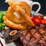 Local ribeye steak