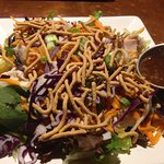 Asian Salad (1/2 portion)