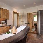 Wellness-Massageraum Aktivhotel Gasteiner Einkehr