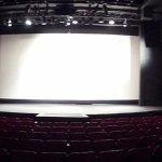Our 13x30 screen and state of the art digital projection/sound system make for great movies.