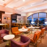 NEWLY Renovated Sheraton BWI Ariport: Club Lounge