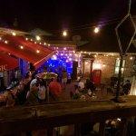 Husby's outdoor bar