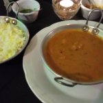 Langostino Curry