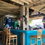 The Bar at La Pescaderia. Try their Mojito.