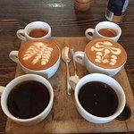 Coffee at St Ali!