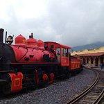 Salida de Quito