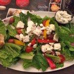 """Greek"" salad..."