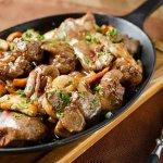 village kitchen liver speciality