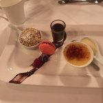 Assiette of desserts (A must try!!)