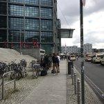 MEININGER Hotel Berlin Hauptbahnhof Foto