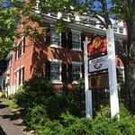 The historic Heywood House.