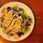 Mixed chicken salad