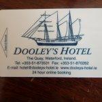 Foto de Dooley's Hotel Waterford