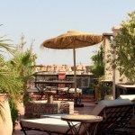 Riad Alili - terrasse