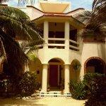 Entrance to Casa Amor Del Sol