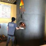 Vesuvius Wood-Fired Pizza