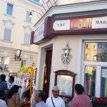 Indian Restaurant Tajmahal Foto