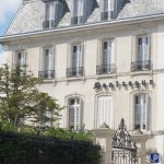 Façade de l'hôtel Montségur