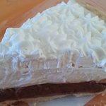 Chocolate Haupia(coconut pudding) Cream Pie