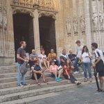 explicando la catedral
